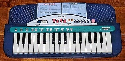 Vintage Casio LK-6 Keyboard *Excellent Condition *Fast Shipping!