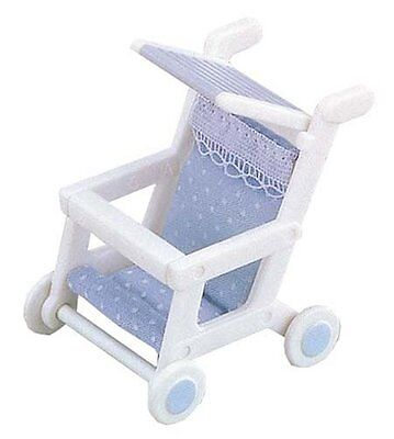 Epoch KA-206 Sylvanian Families Baby and Child Room stroller overF/S from Japan