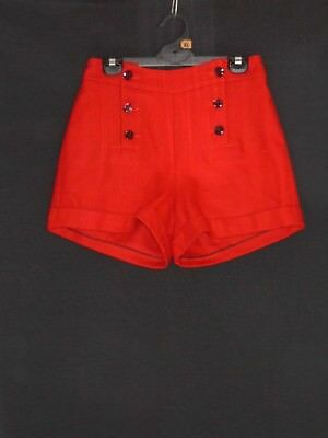 1990's Vintage Winter Shorts with Cuffs.