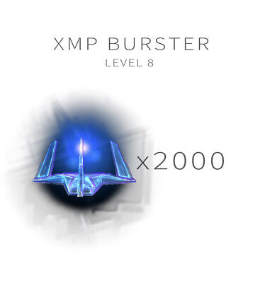 INGRESS - XMP Burster L8 - 2000 pcs - Fast delivery 24/7 reply