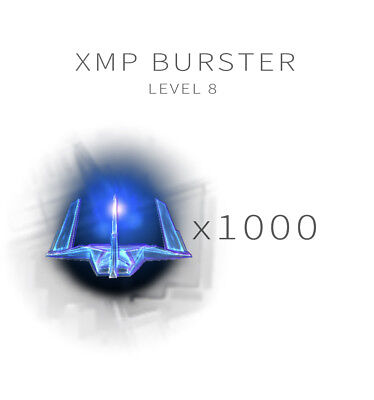 INGRESS - XMP Burster L8 - 1000 pcs - Fast delivery