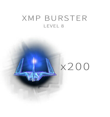 INGRESS - XMP Burster L8 - 200 pcs - Fast Delivery