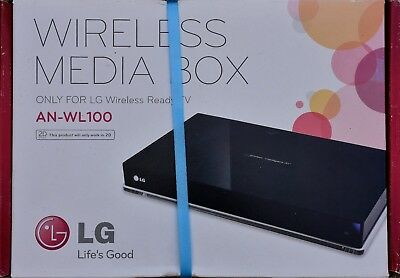 LG-Wireless media box AN-WL100E