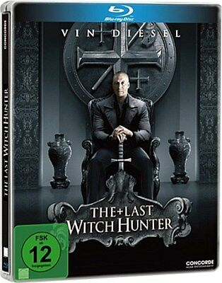 The Last Witch Hunter. Steelbook Vin Diesel