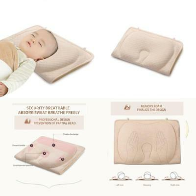 Baby Pillow For Newborn Prevent Flat Head Syndrome Memory Foam Head-Shaping With