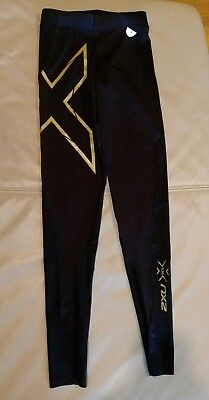 New Women's 2XU Full length Compression Tights/Sportswear/Gym/Exercise/Active