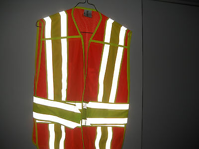 Fire/police/emergency 4 Season Safety Vest-Viz-Lite