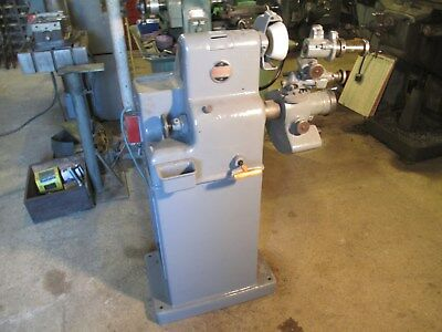 375-3 Gorton Universal Tool And Cutter Endmill Grinder With Collets