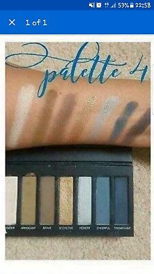 Younique Eyeshadow Palette 4 20 00 Picclick Uk