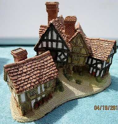 David Winter Cottages Stratford House 1881 No Box or COA House of England