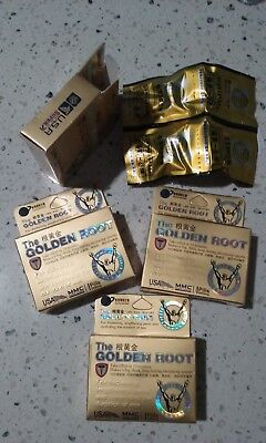 Male erection tablet - Golden- herbal sex pill - qty 16 - big thick long lasting