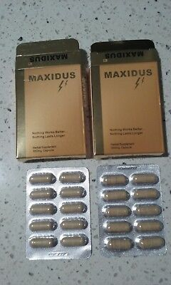 Male erection tablet - Natural herbal enhancer  - qty 20 capsules - sex pill
