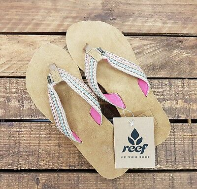 fa34e39c812f REEF    Gypsylove    Womens Pink Sandals Flipflops    NOW REDUCED!