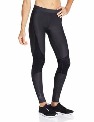 SKINS Women's Ry400 Recovery Long Tights , Graphite, LH
