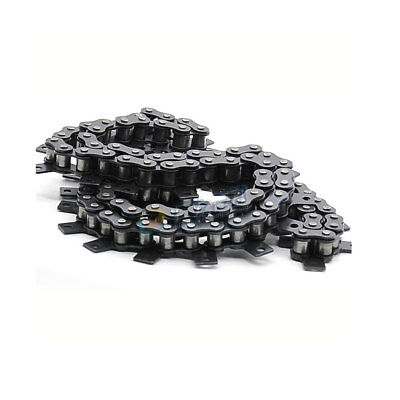 """#50 SA-1 Roller Chain With One Side Straight Ear Pitch 5/8"""" 10A-1 Chain * 1.5M"""