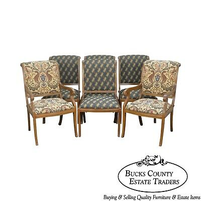 Admirable Andre Originals Regency Directoire Style Set Of 6 Dining Pabps2019 Chair Design Images Pabps2019Com