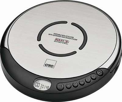 Clatronic Cpd7001 Discman Tragbarer Cd Player Kopfhörer Lcd Display 60544769