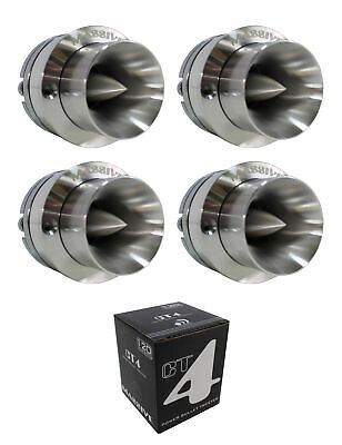 "1"" Super tweeter 480W (4) High compression Neodymium bullet massive audio CT4"