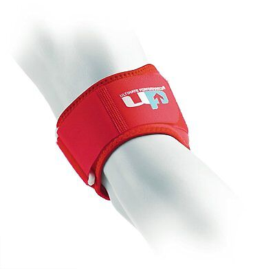 Ultimate Performance Tennis Elbow Support - Red, One Size