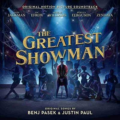 The Greatest Showman CD NEW Unopened Original Motion Picture Soundtrack