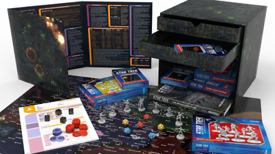 Star Trek Adventures RPG Borg Cube Collector's Edition - Free Shipping!