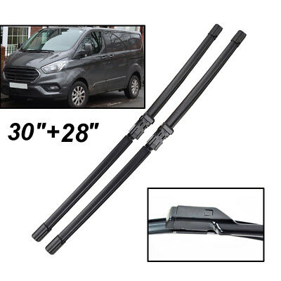 Windscreen Wiper Blades Front Window Fit For Ford Tourneo Transit Custom 12 on