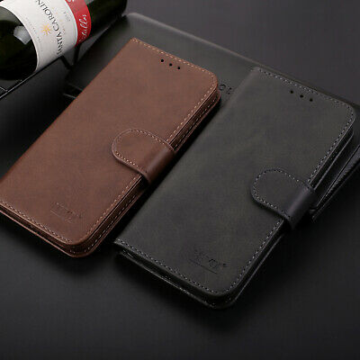 Magnet Flip Leather Wallet Card Phone Case Stand Cover For iPhone X 8 Plus 7 6s