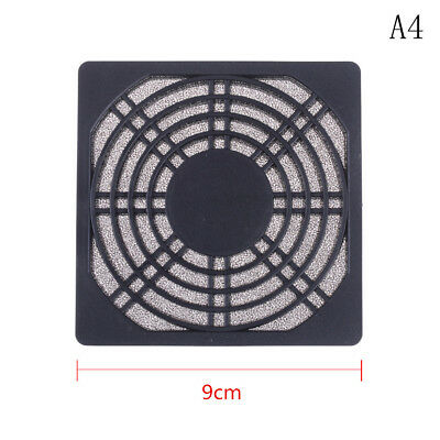 Dustproof 90mm Mesh Case Cooler Fan Dust Filter Cover Grill for PC Computer、NIU