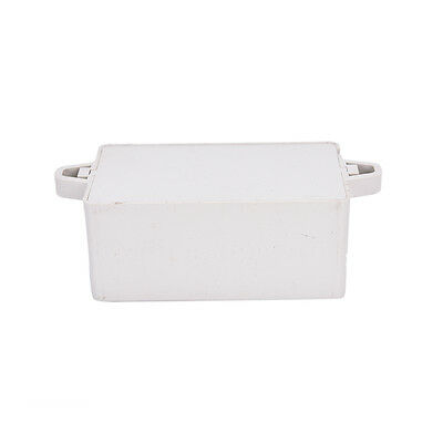 Waterproof Plastic Cover Project Electronic Instrument Case Enclosure Box new.