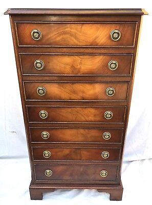 Antique Style REPRODUX Bevan Funnell Mahogany Cabinet / Chest of Drawers