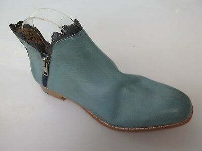Mollini - new leather ankle boot size 37 #165