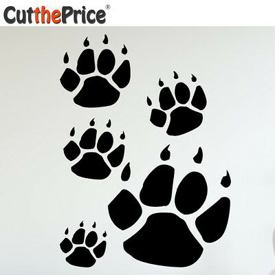 A5 A4 A3 Reusable Thick Craft Stencil for Furniture Walls Wood etc 034 Teddy
