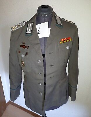 DDR-NVA  Uniform- Jacke Gr 48