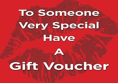 Blank Beauty Salon Gift Voucher/card/coupon x15 plus envelopes Bargain Pack