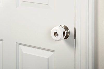 KidCo Door Knob Covers White Baby Locks Latches Proofing Safety Health