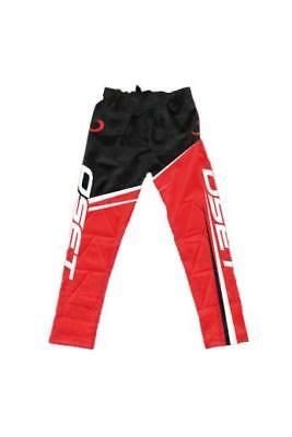 Oset Infinity Riding Trousers Kids Trials Clothing Red