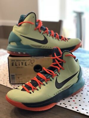 reputable site ec7fc bba4b Nike KD V 5 ASG Area 72 Size 10.5 Kevin Durant All Star Game 583111-