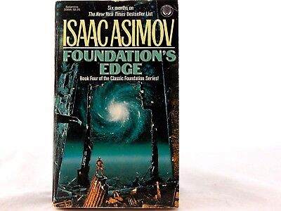 Good! Foundation's Edge (Foundation Series, Bk. 4): by Isaac Asimov (PB)