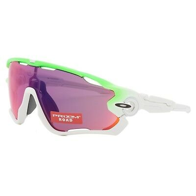 c3b2432e5e NEW Oakley Jawbreaker Green Fade Ltd Edition Prizm Road Sunglasses OO9290-15