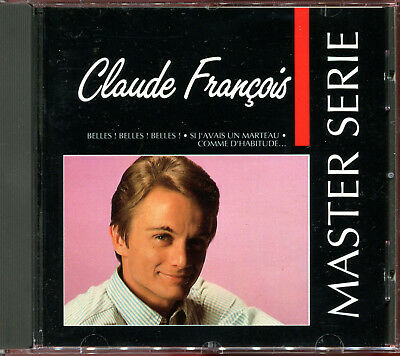 Claude Francois - Master Serie - Best Of Cd Album [3062]