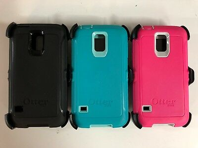 Otterbox Defender Series Case for Samsung Galaxy S5 With Holster Clip