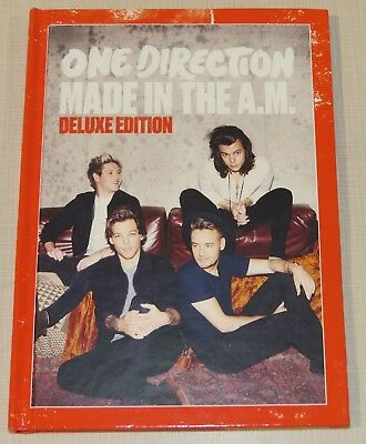 CD - Made in the A.M. [Deluxe Edition] by One Direction (UK) Nov-2015 Columbia