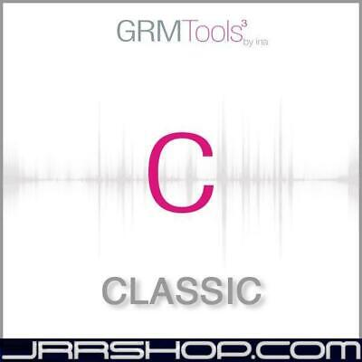 Ina-GRM GRM Tools Classic 3 eDelivery JRR Shop
