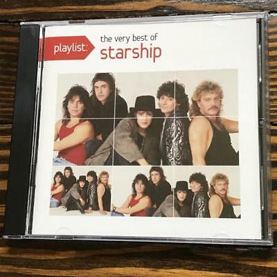 Playlist: The Very Best Of Starship - Starship - Audio CD