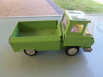 Tin Truck Or Pressed Metal Clover Brand  Made In Korea