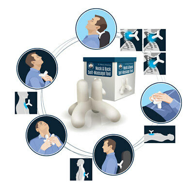 Dr.Berg's Amazing Self Massage Tool Complete Package with a Step-by step Digital