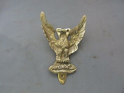 VTG Brass American Eagle Door Knocker