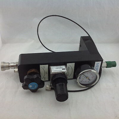 Millipore Air Regulator Assembly with Push Lock Control