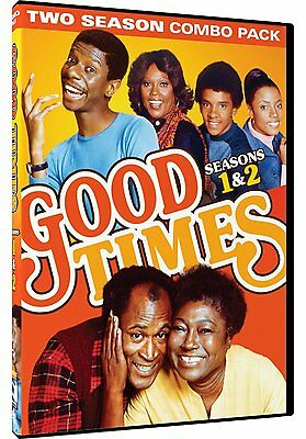 GOOD TIMES First Second Season 1 2 One Two DVD Set Complete TV Series Show Box R