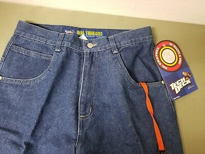 new vintage NOS boys skate youth Tech Deck denim jeans.